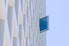 abstrakt fönster Arkivfoto