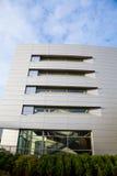 Abstrakt fönsterarkitektur för stadion Royaltyfri Bild
