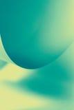 abstrakt för bildpapper för blå green former Royaltyfria Foton