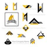 abstrakt företagsdesign