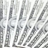 abstrakt finansiell bakgrundssedeldollar Royaltyfri Fotografi