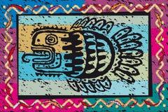 abstrakt fisk Arkivbild