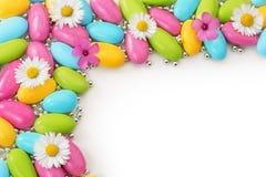 abstrakt fjäder för växt för fjärilsgarneringdesign arkivfoton