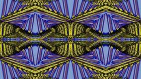 Abstrakt flerfärgad bakgrund, rasterbild för designen av textiler, printingbranschen och variation av designprojekt Royaltyfri Bild