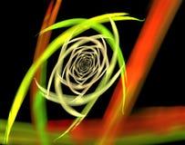 Abstrakt floror royaltyfri bild