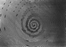 Abstrakt format för bakgrund a4 Rastrerad modellspiral Royaltyfri Fotografi