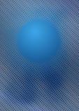 Abstrakt format för bakgrund a4 Rastrerad modellspiral Våg cirkel Royaltyfri Foto