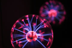 Abstrakt foto av elektriska vågor Royaltyfri Foto