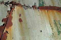 abstrakt fotografi av ett tak royaltyfria foton