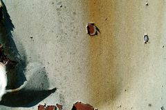 abstrakt fotografi av ett tak royaltyfri bild