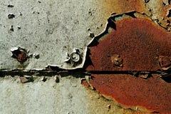 abstrakt fotografi av ett tak arkivbild