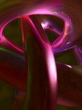 abstrakt främmande grotta Arkivbild