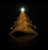 abstrakt fractal Arkivfoto