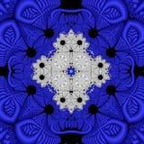 abstrakt fractal Arkivbild