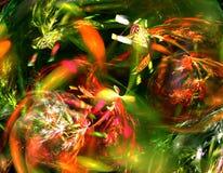 abstrakt fractal Royaltyfria Bilder