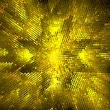 Abstrakt fractalbakgrund Arkivbild