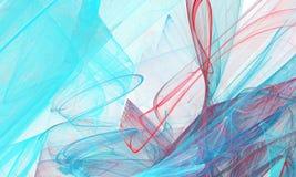 Abstrakt fractalbakgrund, textur Royaltyfria Bilder