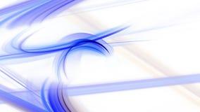 Abstrakt fractallängd i fot räknat för idérik design stock illustrationer