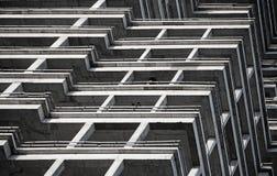 abstrakt fragment för byggnadskonstruktion under Arkivfoton