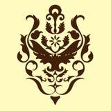 abstrakt framsida Royaltyfri Illustrationer