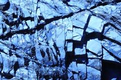 abstrakt framsidarock Arkivfoton