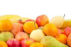 Abstrakt fruktbakgrund Arkivfoton