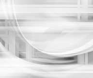 Abstrakt futuristisk bakgrund Royaltyfria Foton