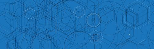 Abstrakt futuristisk datateknikaffärsbakgrund Arkivbilder