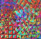 abstrakt fyrkanter Royaltyfri Fotografi