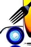abstrakt gaffel Royaltyfria Foton