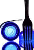 abstrakt gaffel Arkivfoto