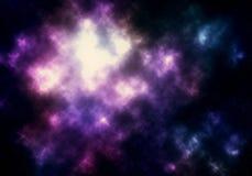 abstrakt galax Royaltyfri Bild