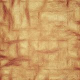 Abstrakt gammalt brunt papper Royaltyfria Foton