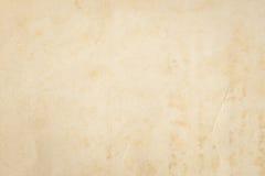 Abstrakt gammalt papper texturerar bakgrund Royaltyfri Fotografi