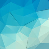 Abstrakt geometrisk bakgrund Royaltyfria Bilder