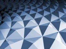 abstrakt geometrisk bakgrund 3d Arkivfoto