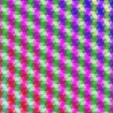 Abstrakt geometrisk bakgrund av triangulärt Arkivfoto