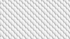 Abstrakt geometrisk bakgrund för grå vit av romber med effekt 3D Fotografering för Bildbyråer