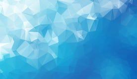 Abstrakt geometrisk bakgrund med polygoner Informationsdiagramsammansättning med geometriska former Retro etikettdesign Arkivfoton
