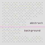 Abstrakt geometrisk bakgrundsdesign Minimalisten utformar Arkivbild