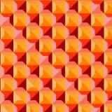 Abstrakt geometrisk bakgrundsvektor Fotografering för Bildbyråer