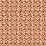 Abstrakt geometrisk bakgrundsvektor Arkivbild