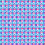 Abstrakt geometrisk bakgrundsvektorillustration Arkivbild
