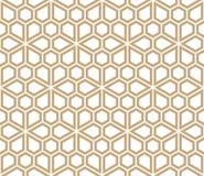 Abstrakt geometrisk enkel blom- rasterdecomodell Arkivfoton