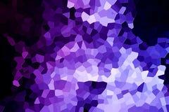 abstrakt geometrisk modell royaltyfri illustrationer