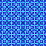 abstrakt geometrisk modell Arkivfoto