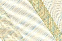 Abstrakt geometrisk modell för linje, för kurva & för våg Detaljer, kanfas, bakgrund & tapet stock illustrationer