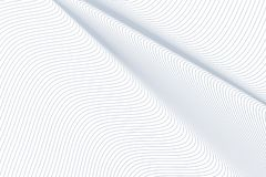 Abstrakt geometrisk modell för linje, för kurva & för våg Mall, bakgrund, yttersida & form royaltyfri illustrationer