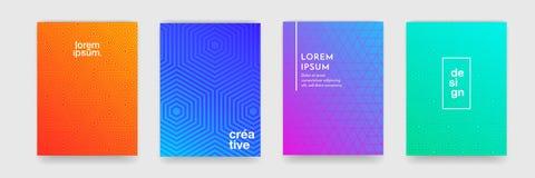 Abstrakt geometrisk modellbakgrund med linjen textur för mall för affisch för design för affärsbroschyrräkning royaltyfri illustrationer