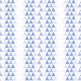 Abstrakt geometrisk sömlös bakgrund med trianglar Arkivfoto